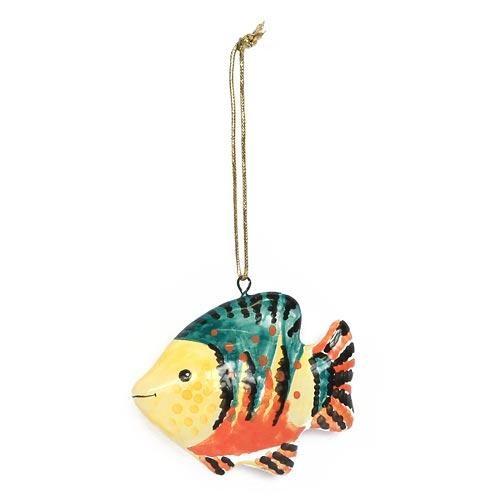 Ёлочная  игрушка Рыбка