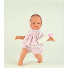 Игровая кукла ASI Гугу в бело-розовом костюме (36 см)