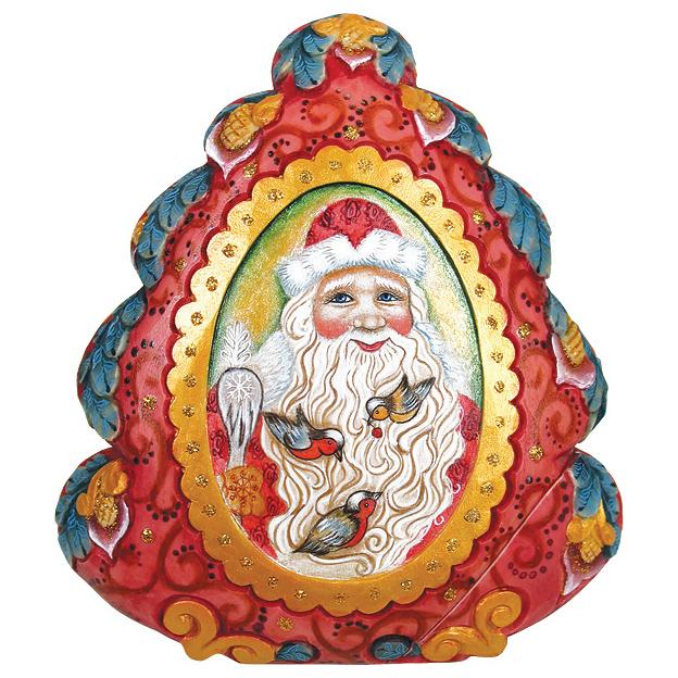Шкатулка «Рождественское чудо»