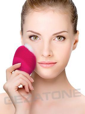 Аппарат для чистки лица и массажа Clean Skin Gezatone