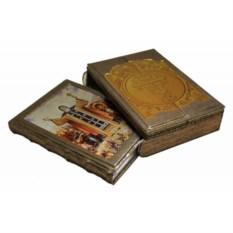 Подарочная книга Русские святые. Жизнь и деяния