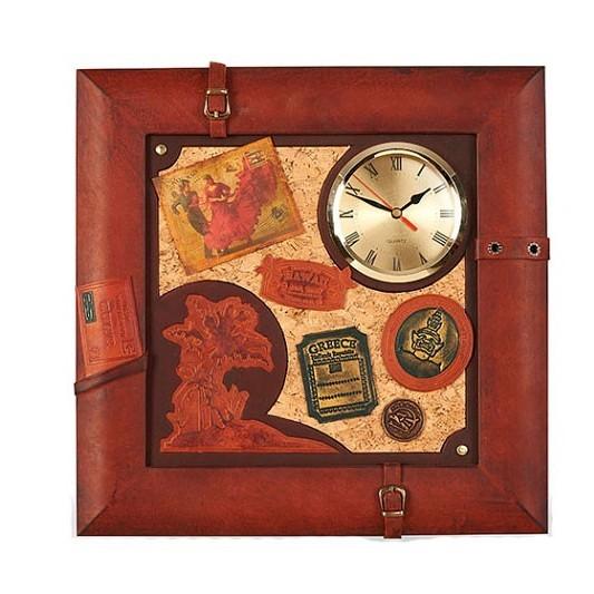 Настенные часы «Путешествие во времени»