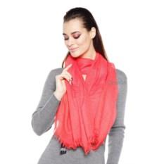 Красный женский шарф Mario Spado
