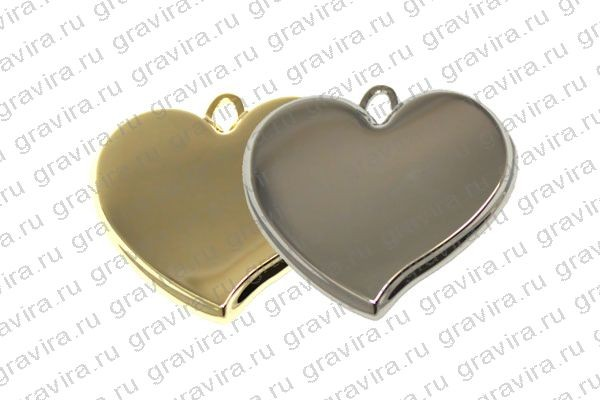 Медальоны сердечки своими руками
