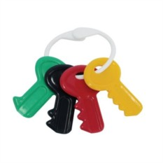 Пластмассовая погремушка Ключи
