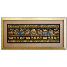 Картина Девять восточных драконов