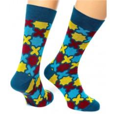 Темно-синие носки X-Fridays