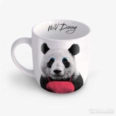 Кружка Wild dining Панда