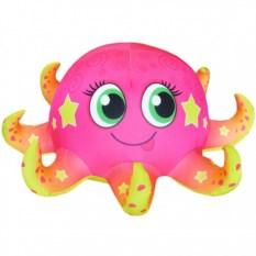 Розовая игрушка-антистресс Осьминожка