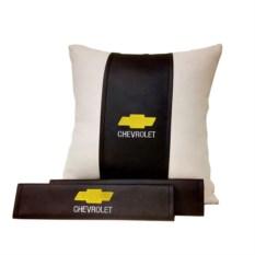 Набор из подушки и накладки на ремень безопасности Chevrolet