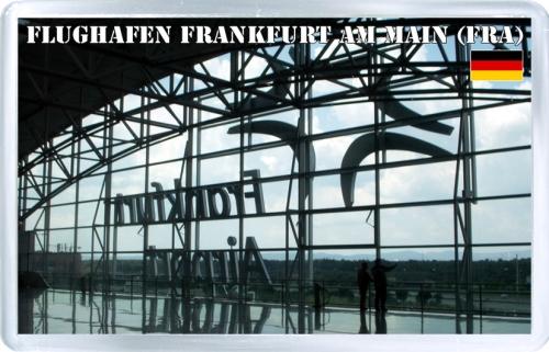 Аэропорт Франкфурт-на-Майне (Германия). Код FRA.