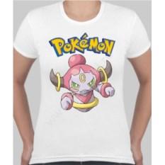 Женская футболка с покемоном