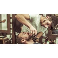 Мужская стрижка + стрижка бороды