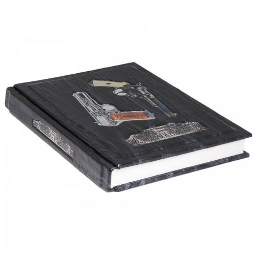 Подарочная книга Пистолеты и револьверы