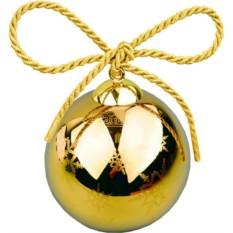 Рождественский шарик Gold