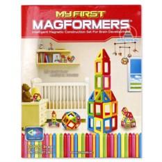 Конструктор Magformers My First, 30 деталей
