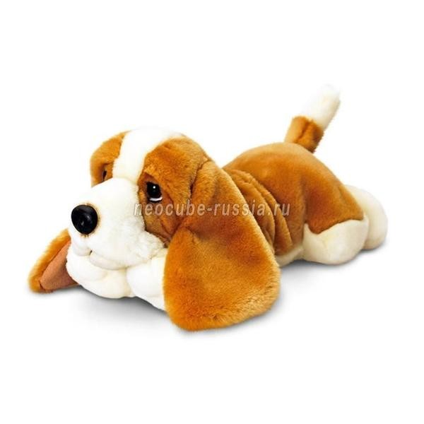 Мягкая игрушка Собака Бассет