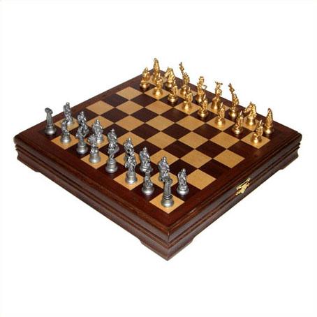 Мини-шахматы «Галлы и римляне»