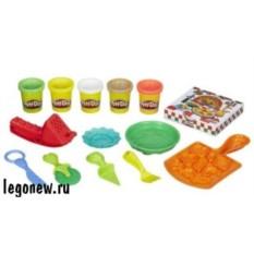 Игровой набор пластилина Пицца (Play Doh)