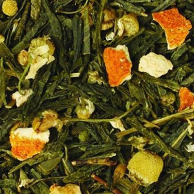 Чай зелёный «Японская липа»