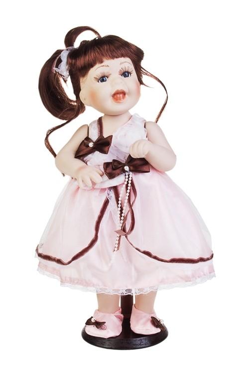 Фарфоровая кукла Малышка Елизавета