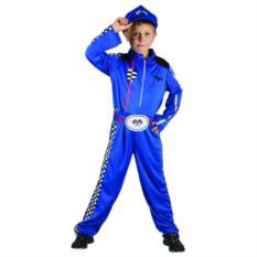 Детский карнавальный костюм Формула 1