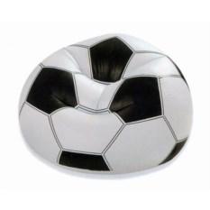 Надувное кресло Intex Футбольный мяч