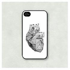 Чехол для телефона iPhone 5, 5S, SE Heart