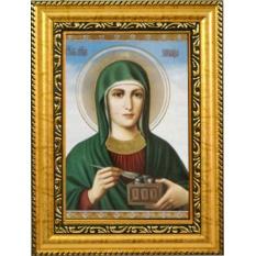 Зинаида Тарсийская Святая мученица. Икона на холсте