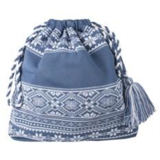 Синяя сумка Скандик