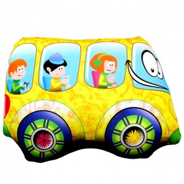 Мягкая игрушка-антистресс Автобус