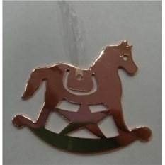 Декоративное украшение Лошадка