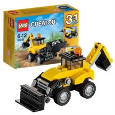 Конструктор Lego Creator Строительная техника