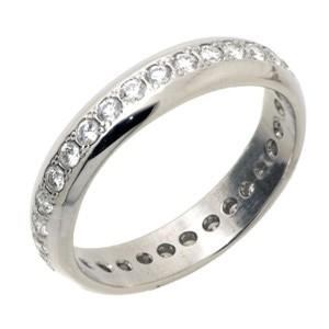 Кольцо с 31-им бриллиантом