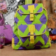 Текстильный рюкзак Ромбы из коллекции Socotra
