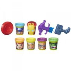 Набор Play-Doh Коллекция героев Мстителей от Hasbro