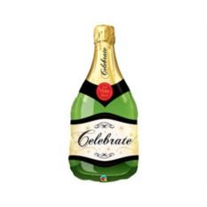 Фольгированный шарик Бутылка шампанского