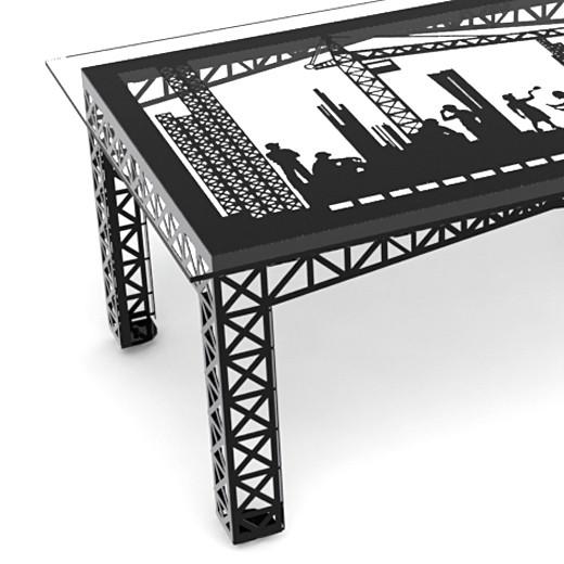 Журнальный столик «Свобода выбора»