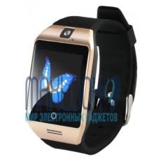 Золотистые умные часы Smart Watch Q18S