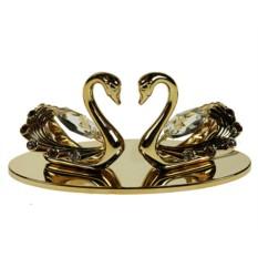 Фигурка декоративная Лебеди