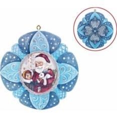 Новогодее коллекционное украшение Mister Christmas