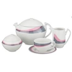 Чайный сервиз Гламур на 6 персон