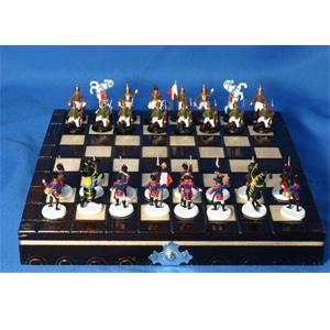Шахматы «Бородино»