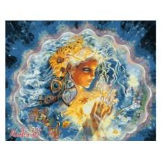 Картина по номерам Mantra Ar «Женственность»