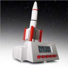 Будильник «Ракета»