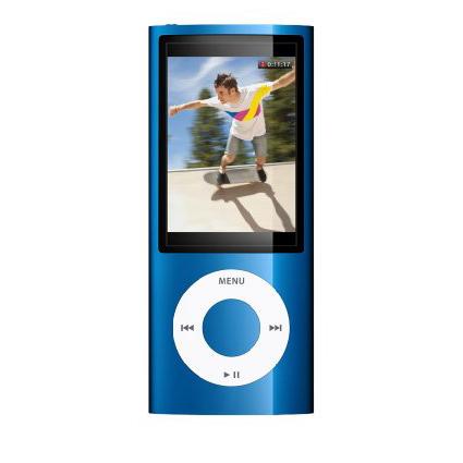 Плеер MP3 Apple iPod nano 5th Generation 8GB blue [MC037]