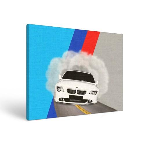 Холст BMW