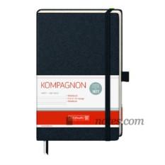 Записная книжка Brunnen Kompagnon Black Classic A5