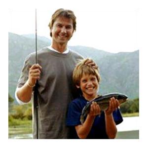 Подарочный сертификат торгового дома «Мир рыболова»