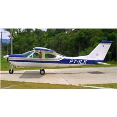 30-минутный полет на Cessna 177